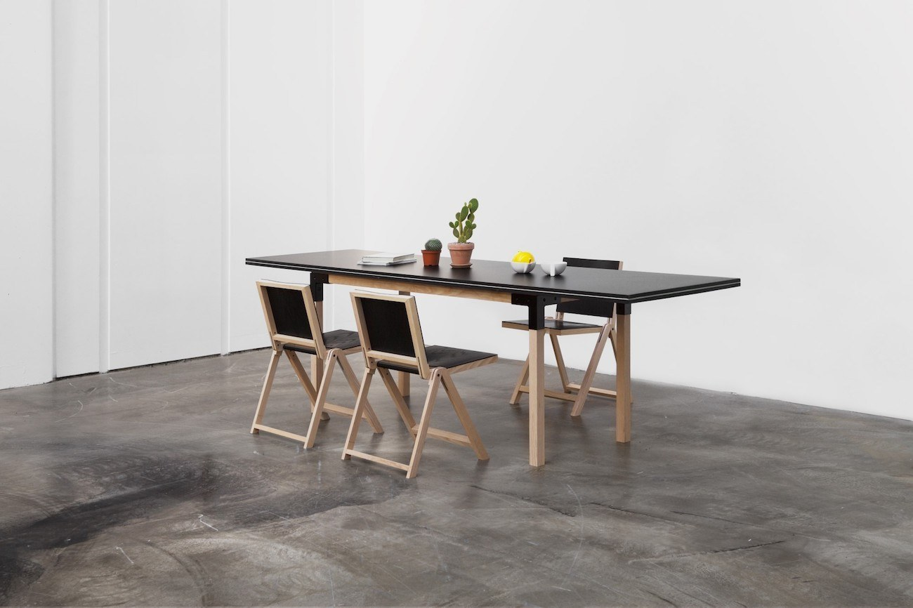 pull pong ping pong dining table gadget flow. Black Bedroom Furniture Sets. Home Design Ideas