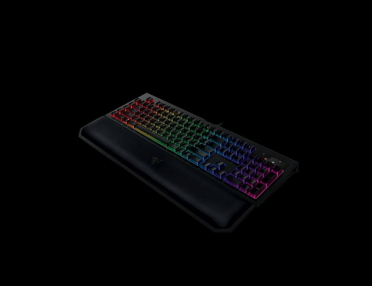 Razer BlackWidow Chroma V2 Mechanical Keyboard