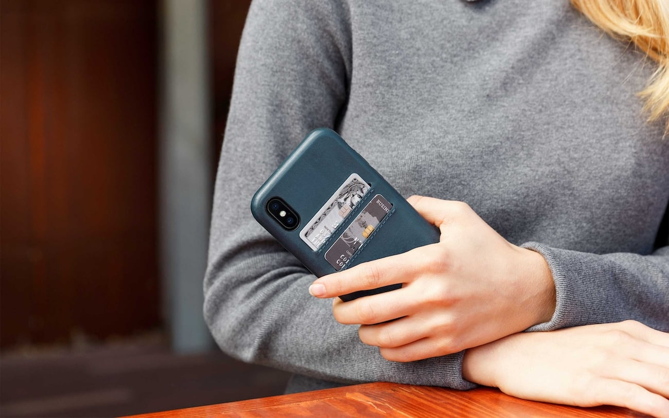 RelaxedLeather Luxury iPhone Case
