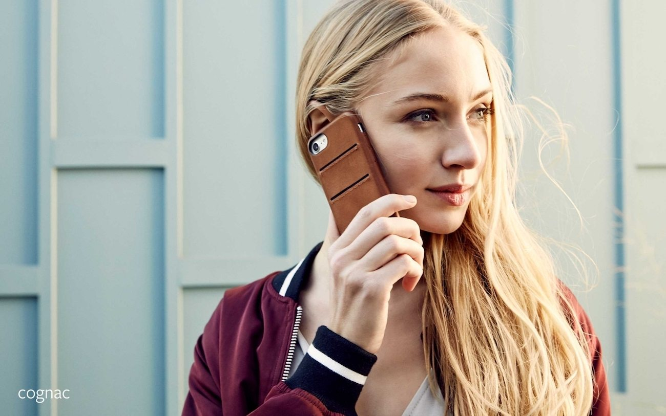 RelaxedLeather Luxury iPhone Case