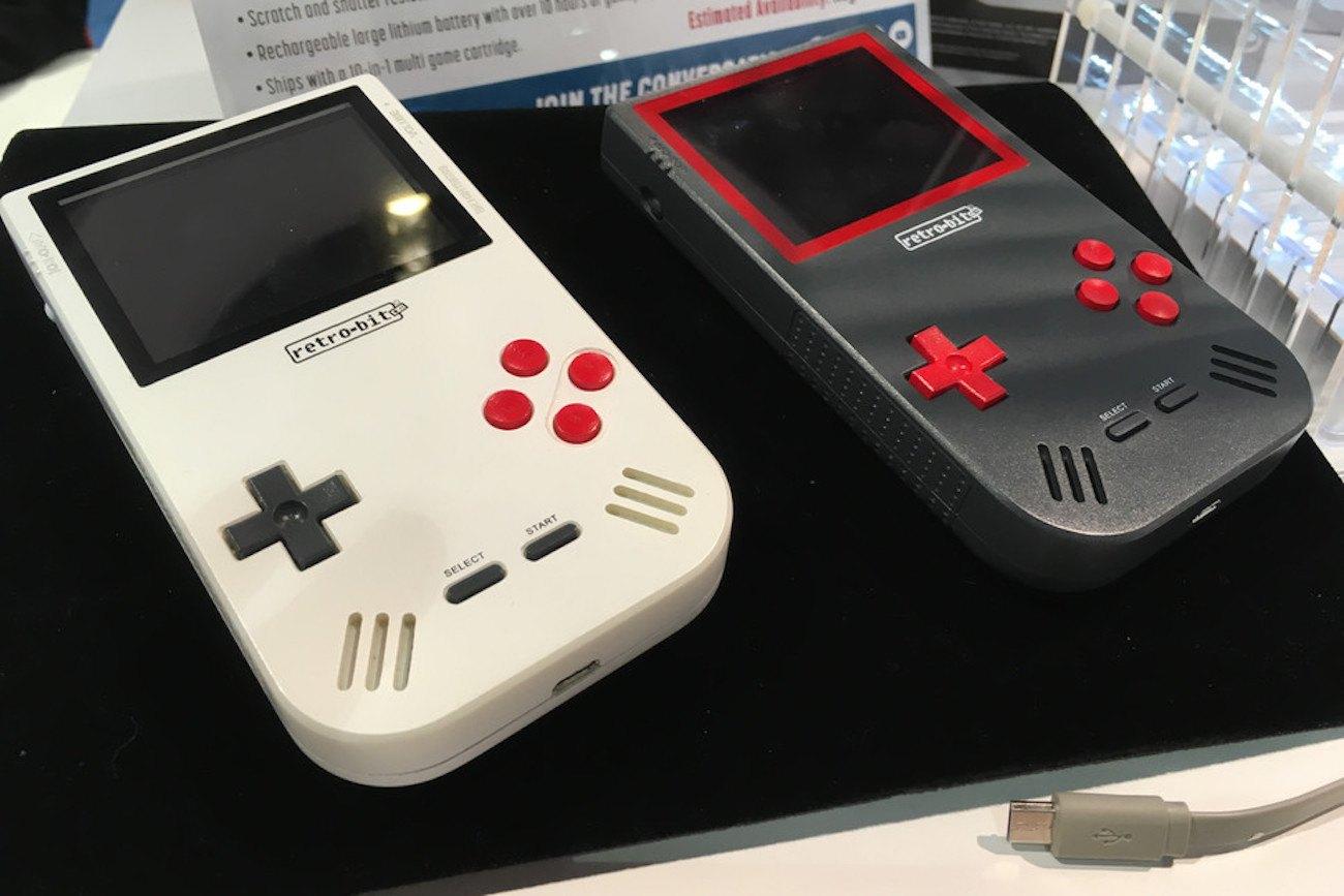 Retrobit Super Retro Boy Game Boy