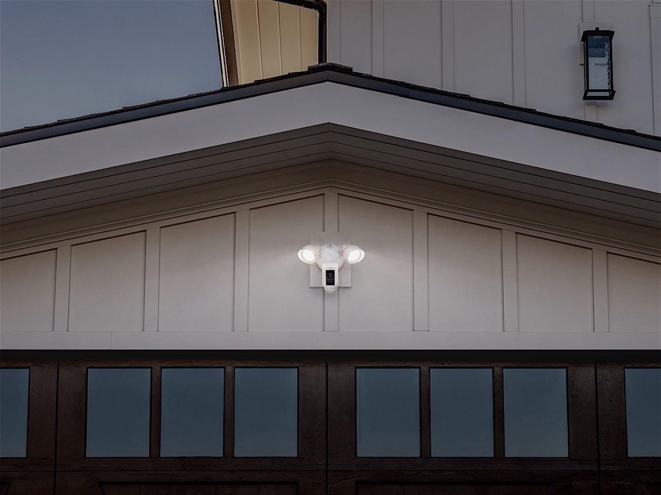 Ring Security Floodlight Camera 187 Gadget Flow
