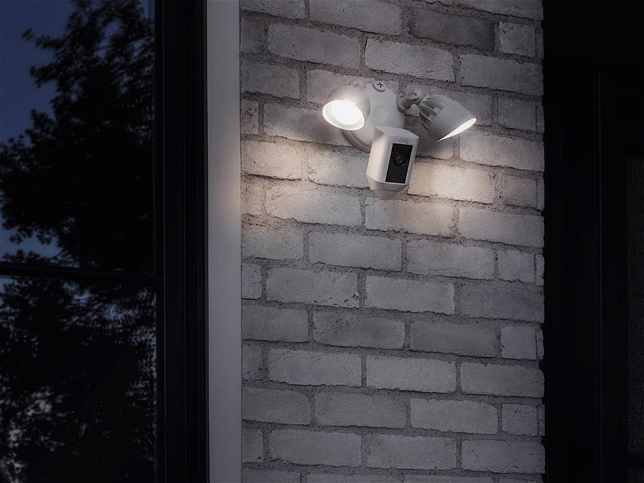 Ring Security Floodlight Camera