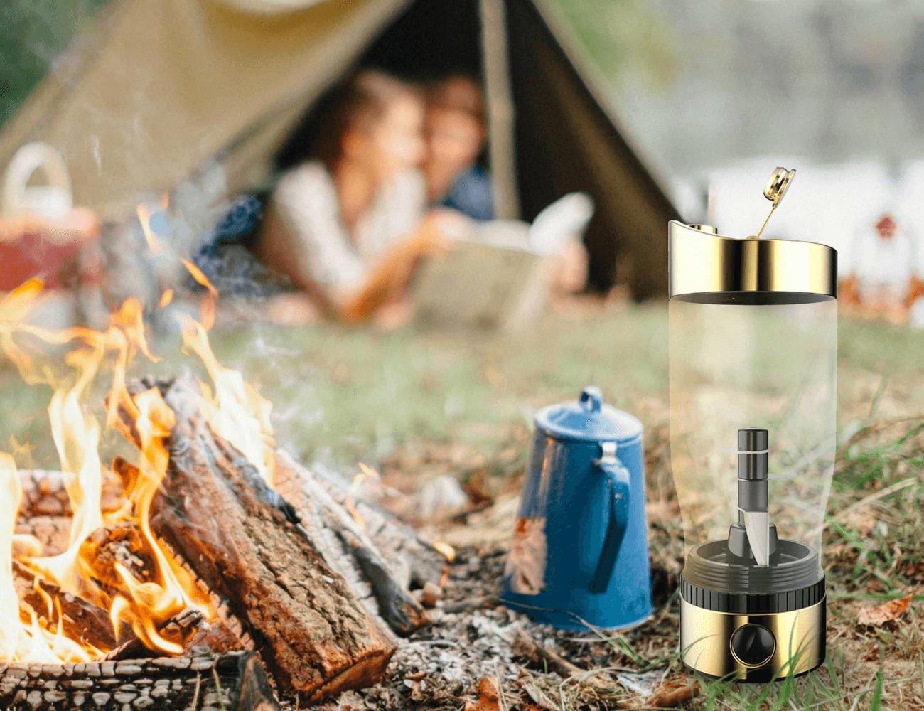 Rocket Bottle Portable Blender