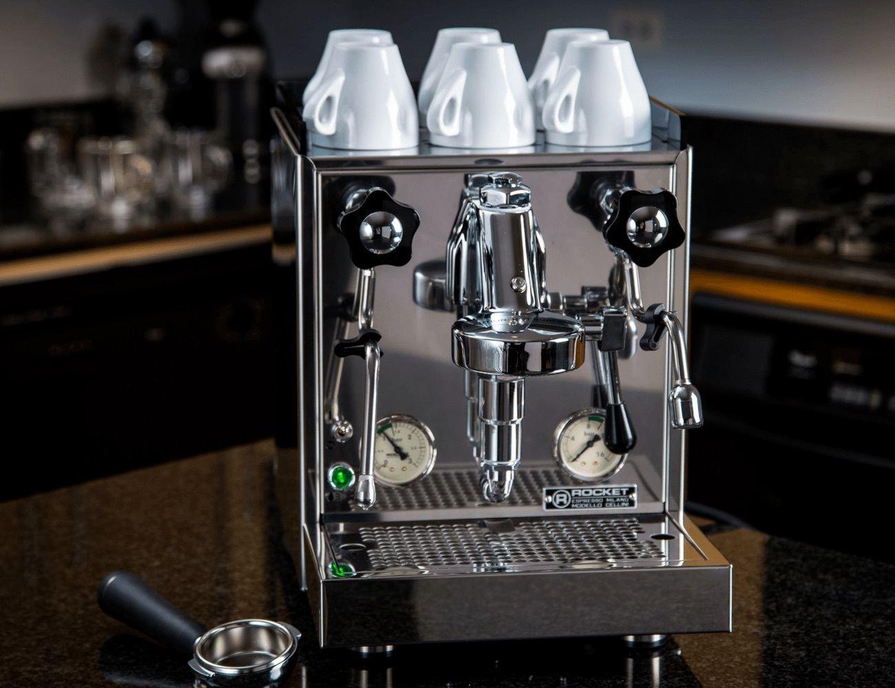 Rocket Cellini Premium Plus Espresso Machine