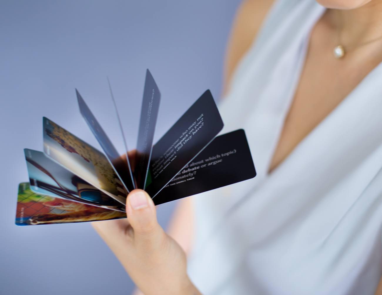 SPEAKEASY Conversation Cards