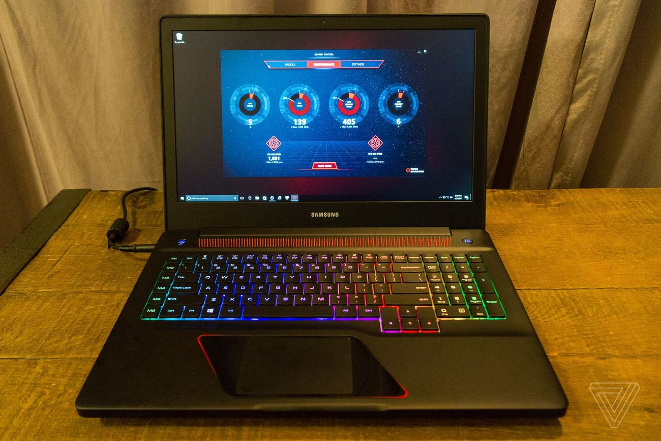 Samsung Notebook Odyssey for Gamers