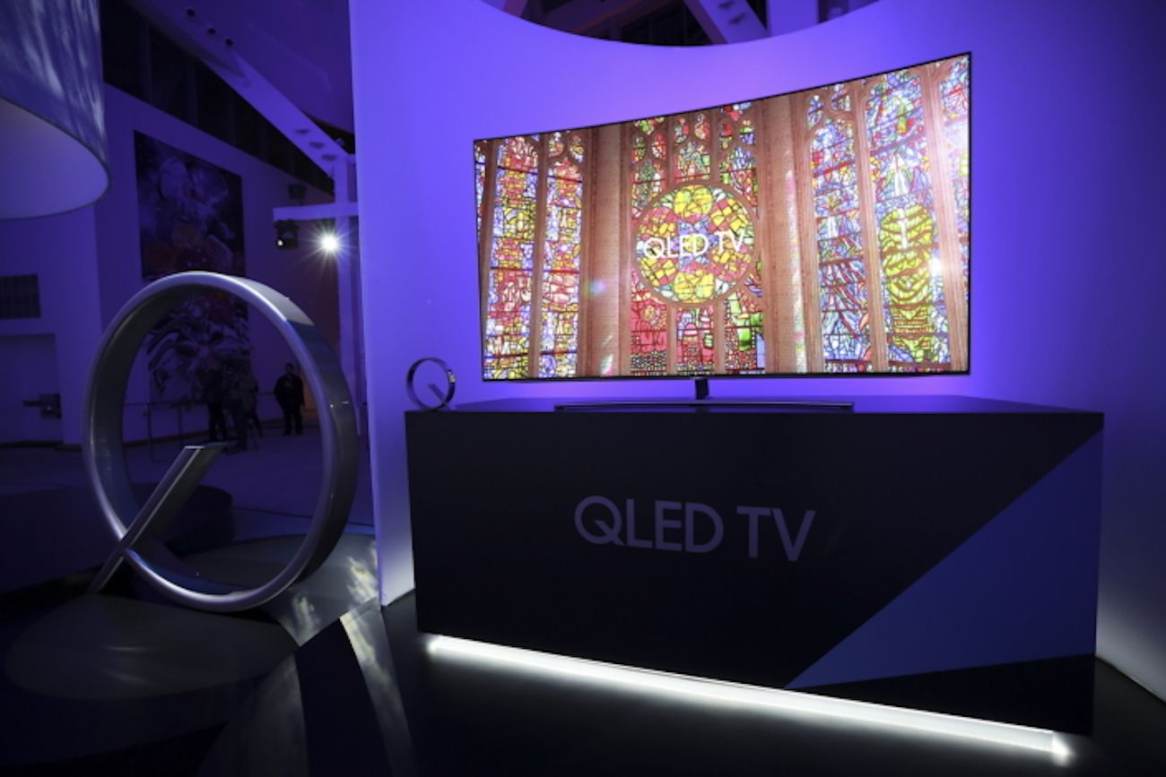 Samsung QLED Televisions