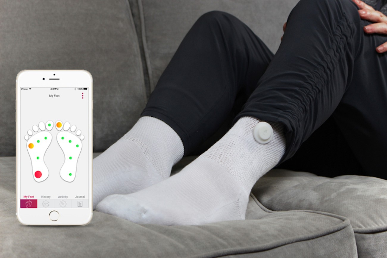 Siren Smart Socks for Diabetics
