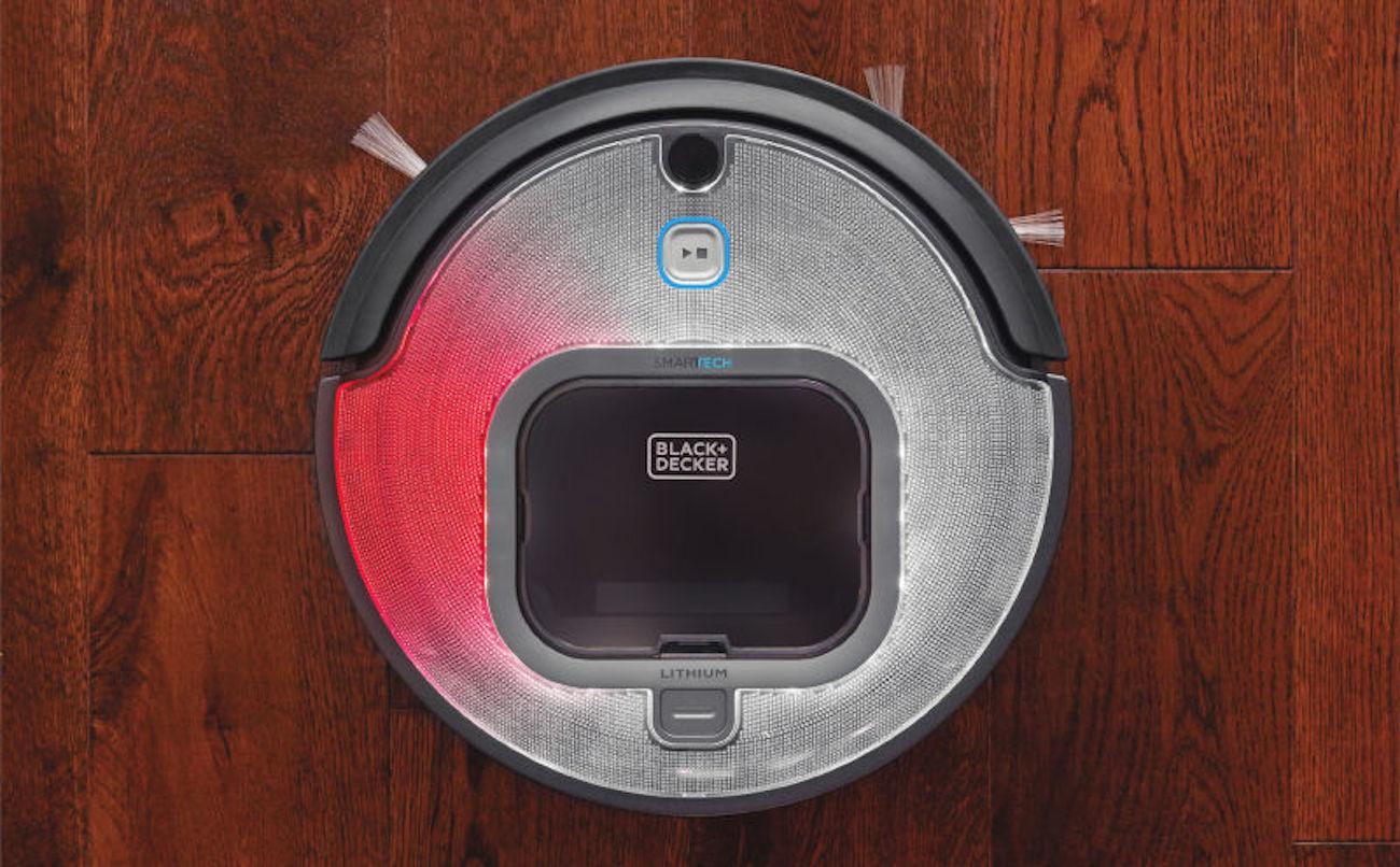 Smartech Robotic Vacuum