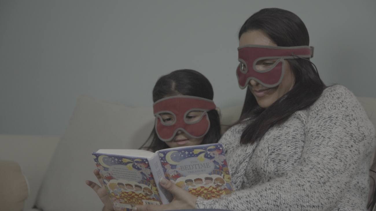 Sniff Relief Sinus Mask