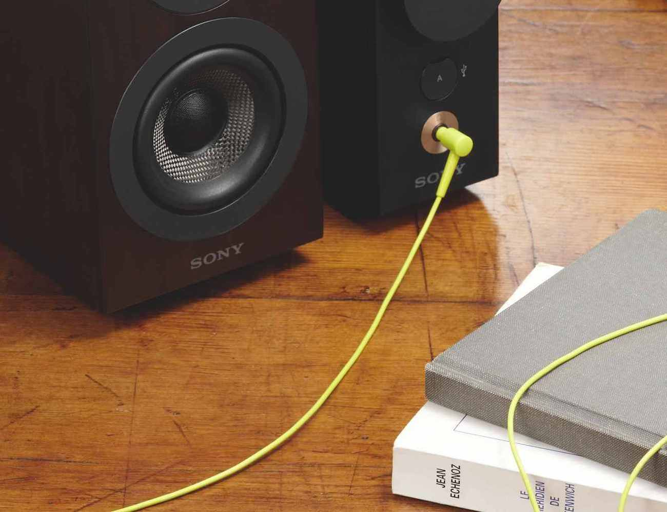Sony High-Resolution Audio System