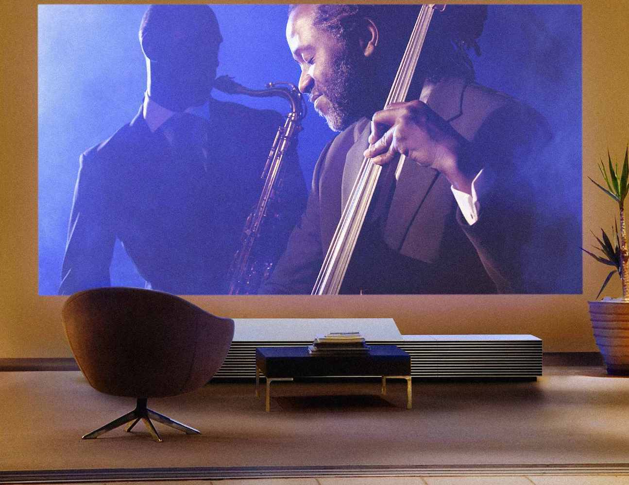 Sony Short Throw 4K Projector