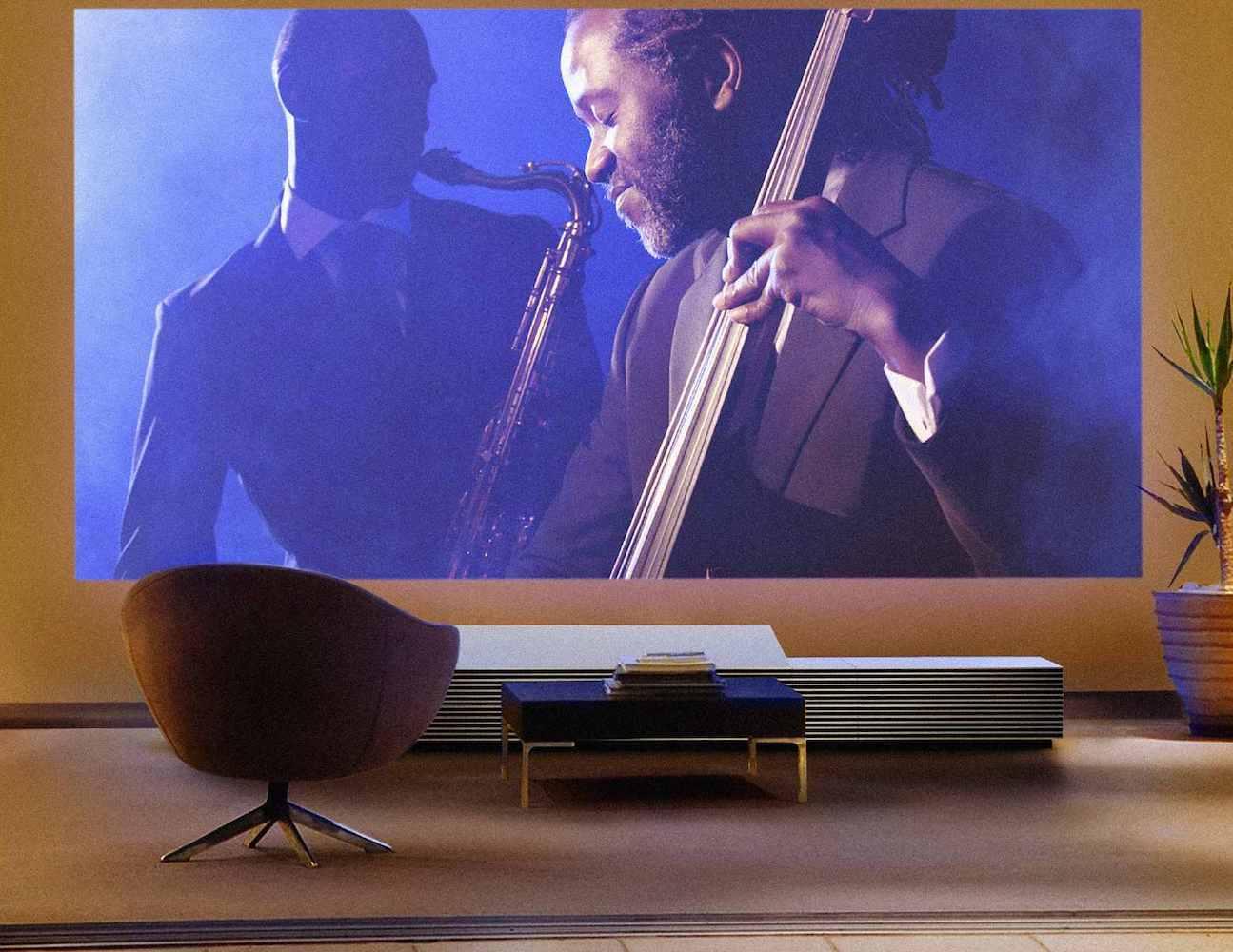 Sony Short Throw 4K Projector