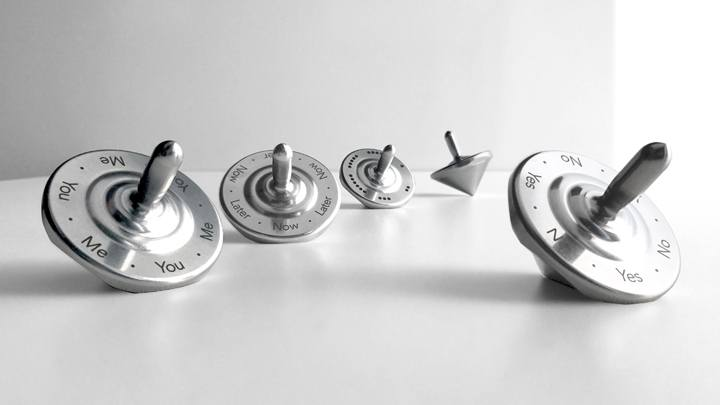 Spyn Decision Spinning Top