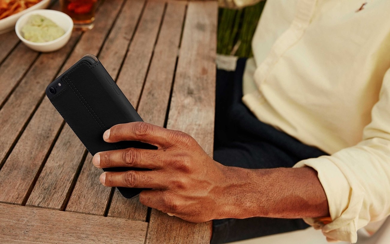 SurfacePad iPhone 7 Leather Case