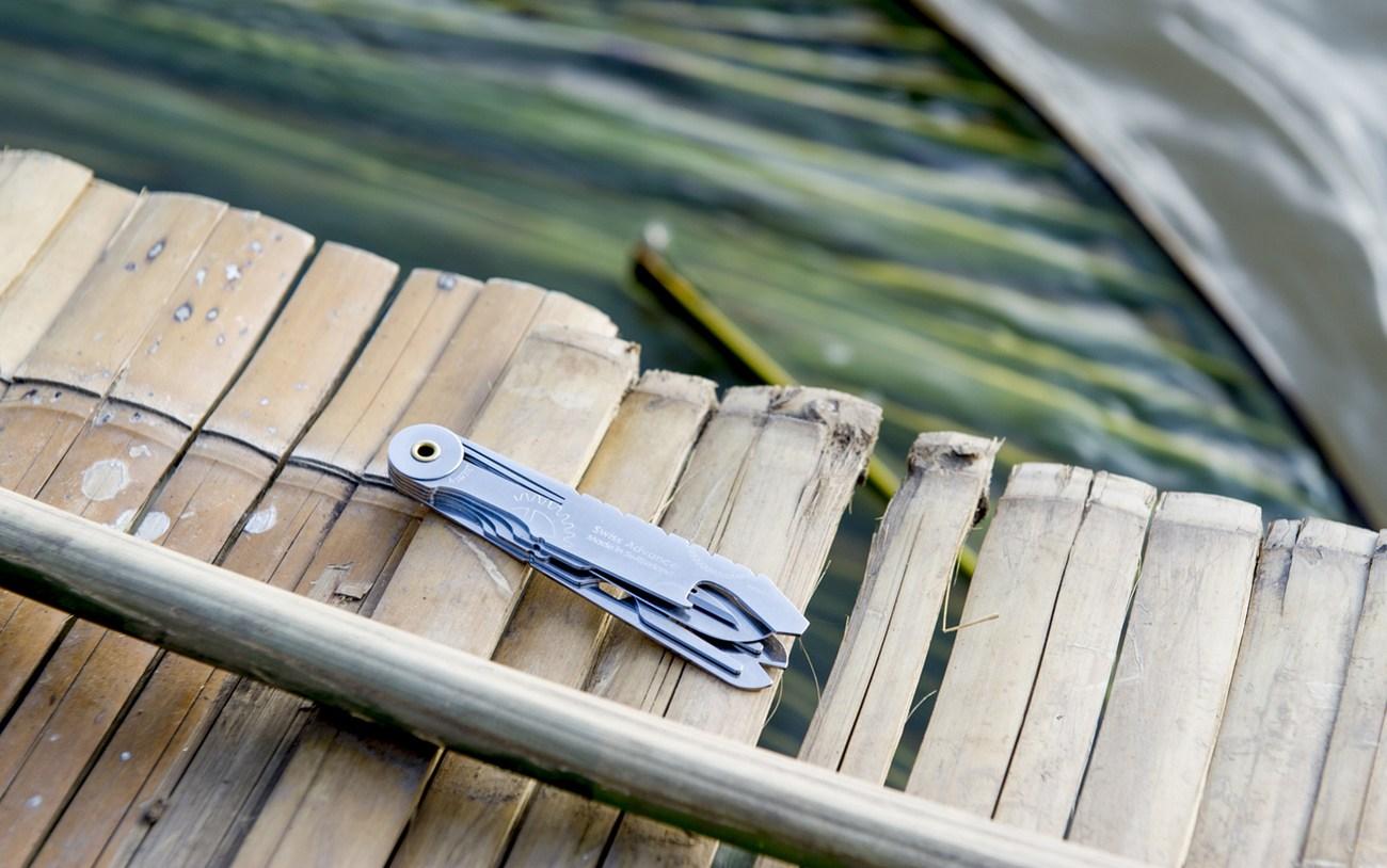 Swiss Advance Pocket Knife Tool
