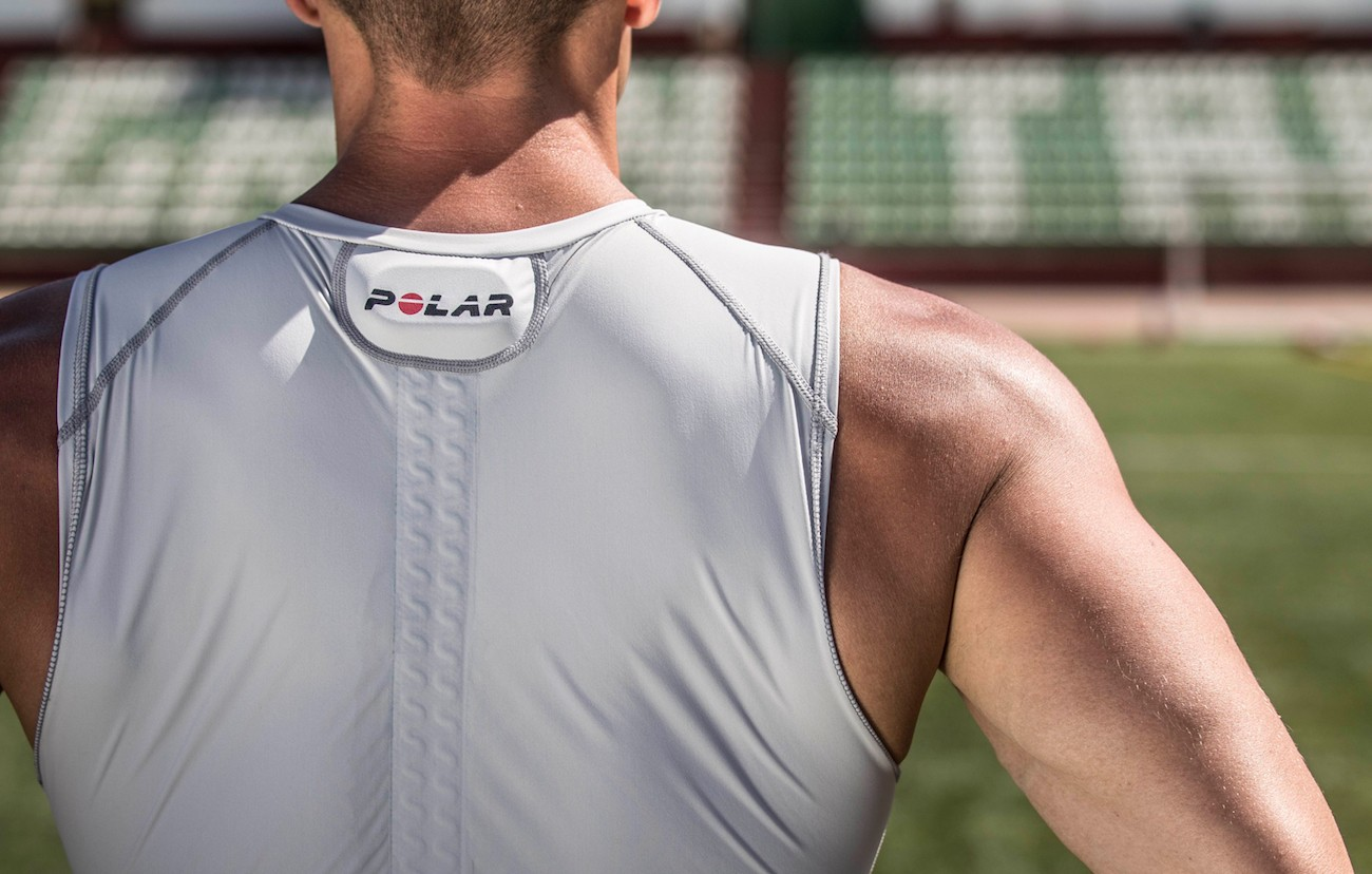 Team Pro Smart Shirt by Polar