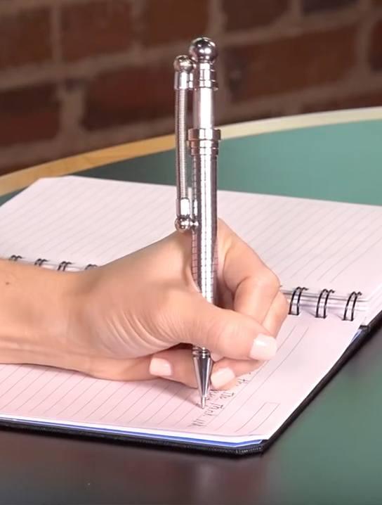 Think Ink Fidget Pen for Idle Hands » Gadget Flow