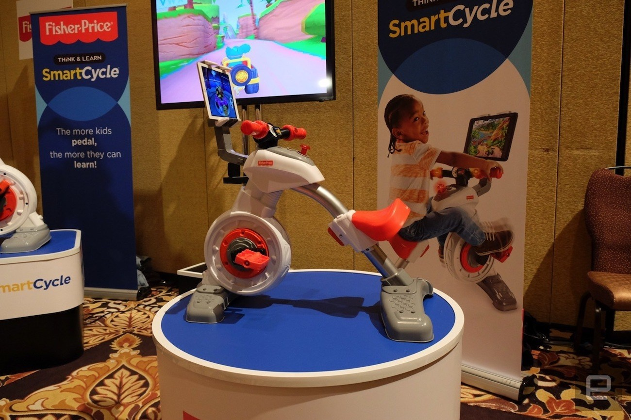 Think and Learn Smart Kids Cycle