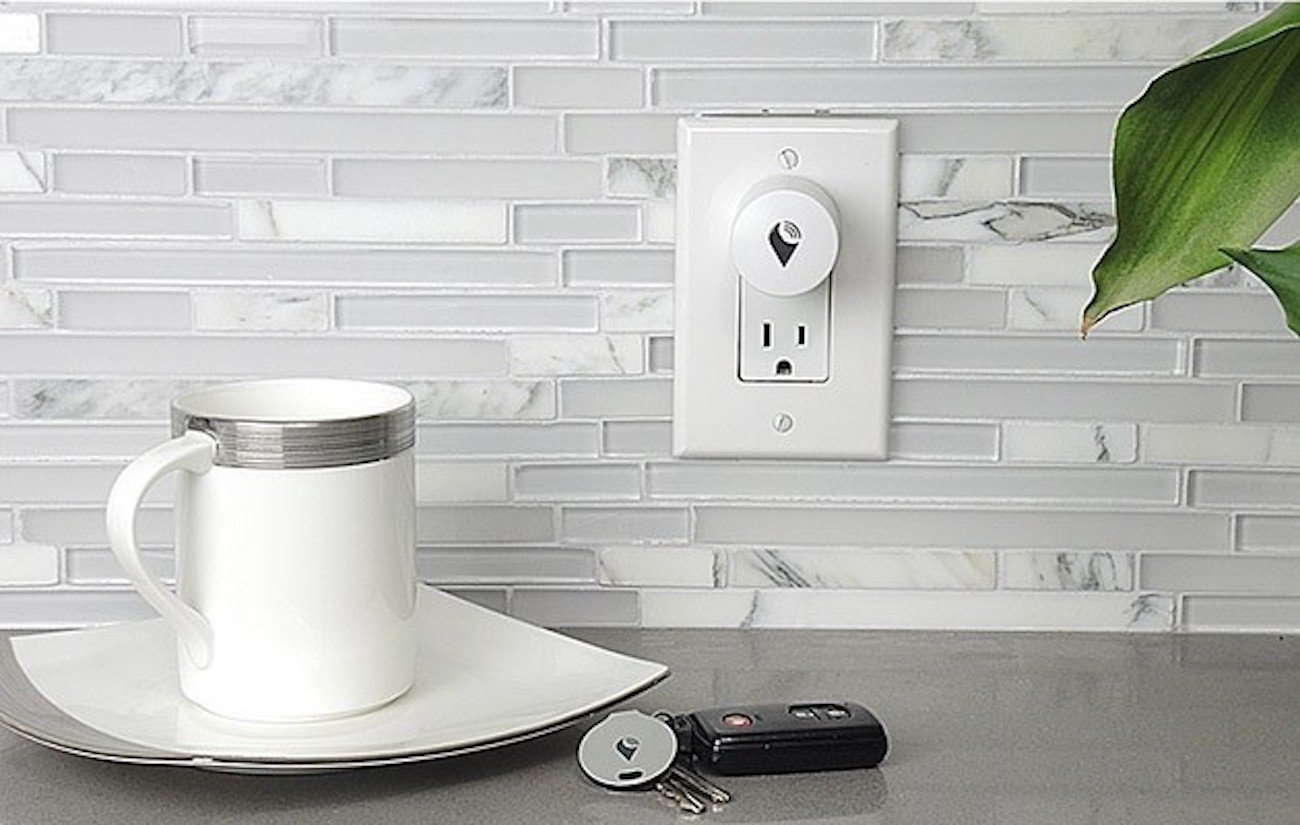 TrackR atlas Indoor Mapping Device