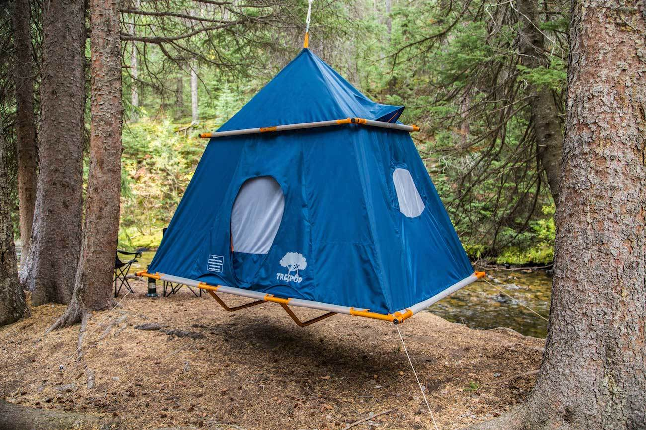 TreePod Camper Elevated Tent