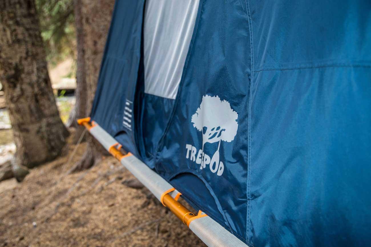 TreePod Camper Elevated Tent