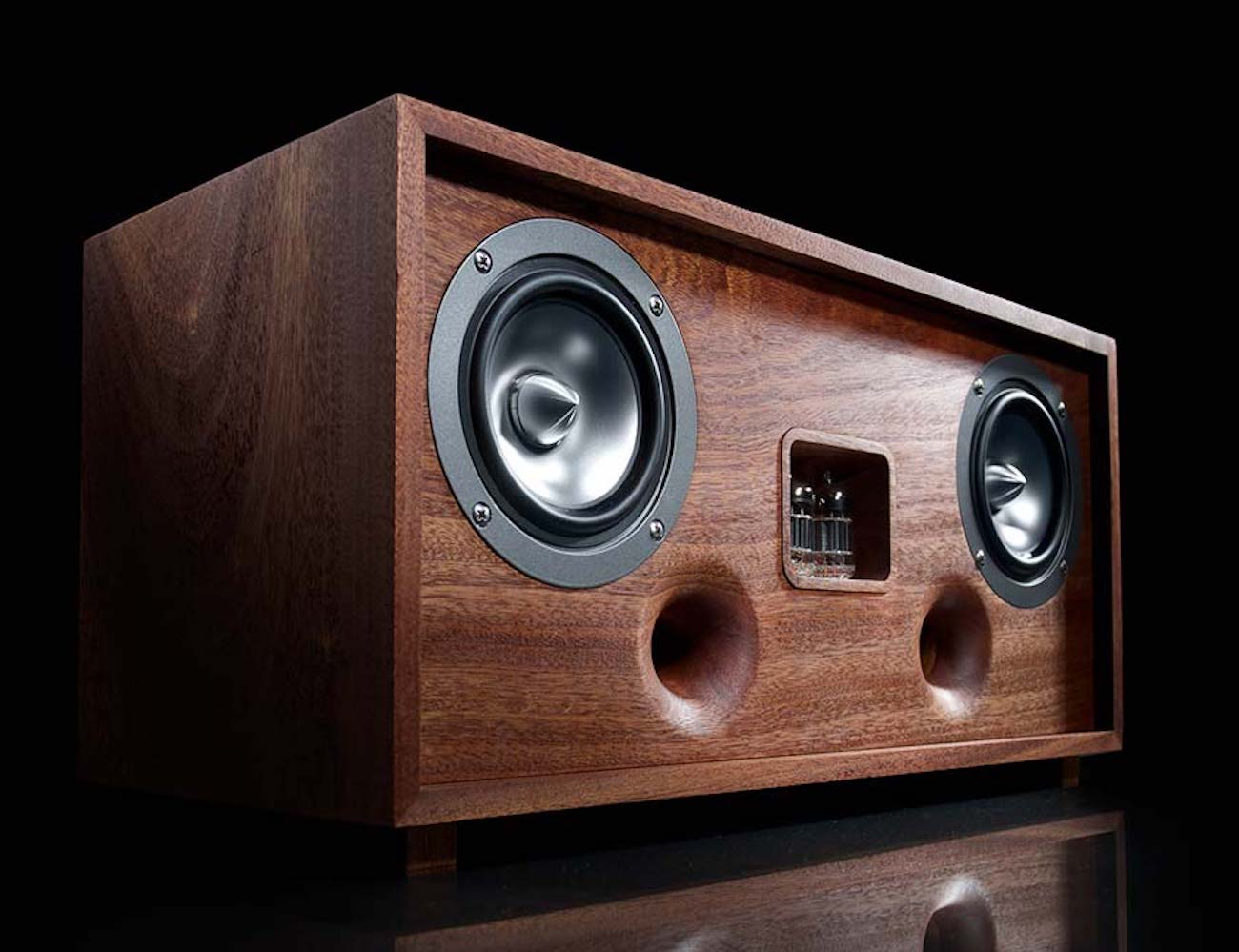 Tubecore DUO Digital Tube Speaker » Gadget Flow