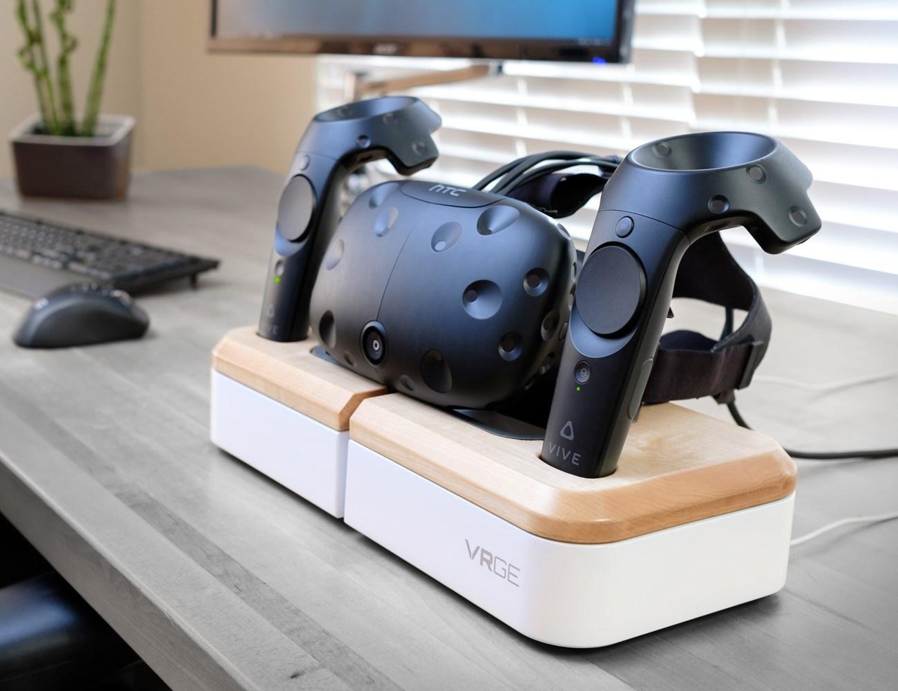 VRGE VR Charging Dock