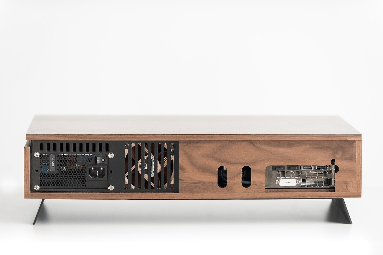 Volta V Wooden Computer