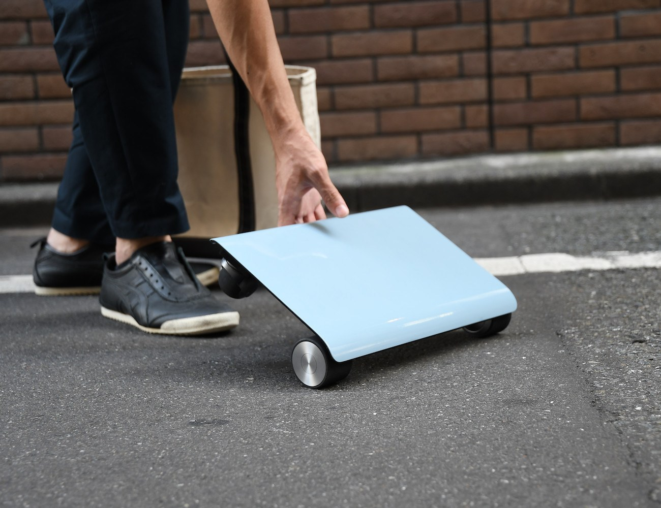 Walkcar Electronic Vehicle Platform