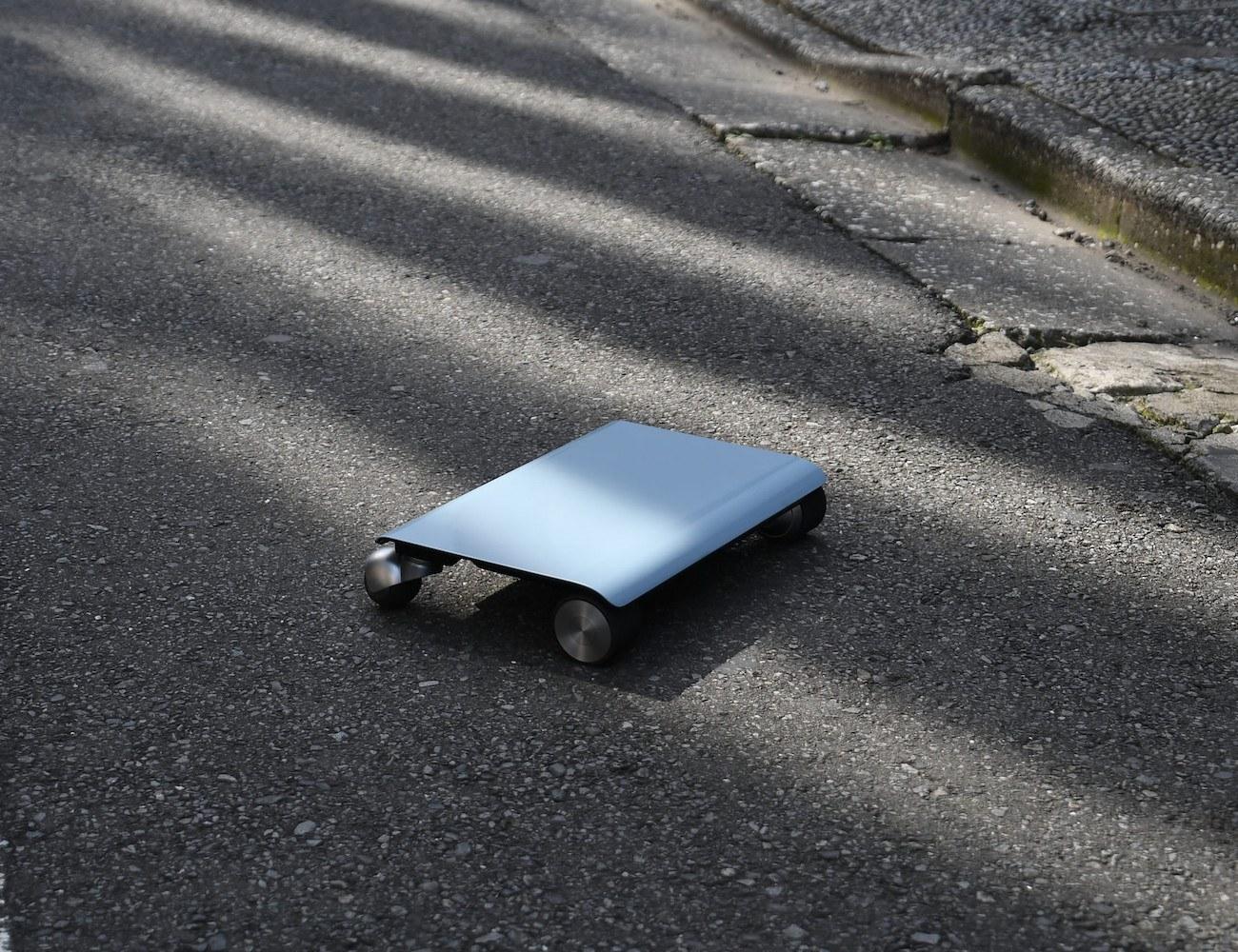 Walkcar Electronic Vehicle Platform
