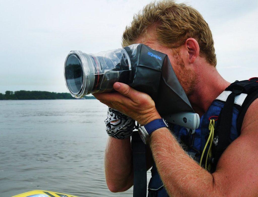 Waterproof+DSLR+Camera+Case