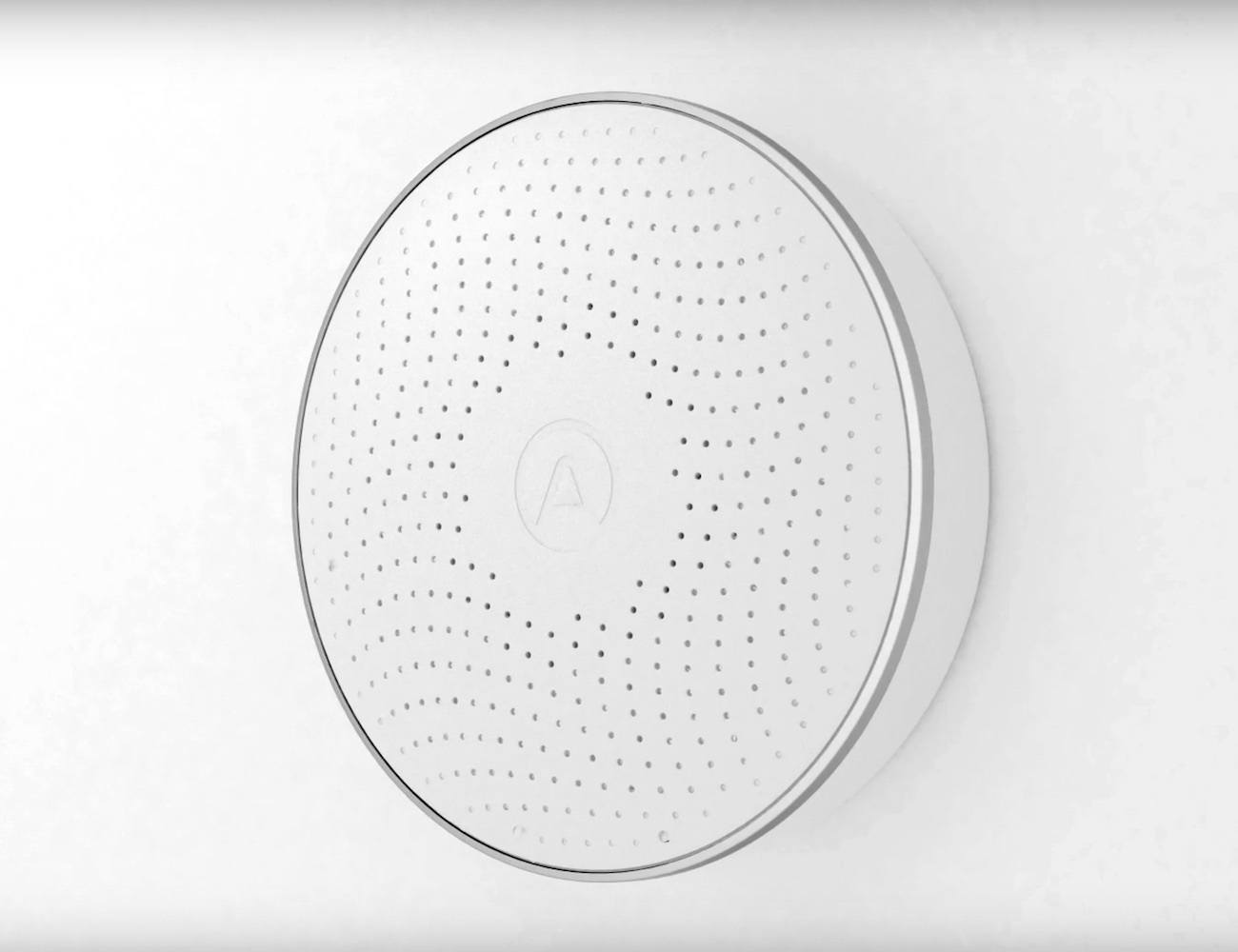 Wave Smart Radon Detector