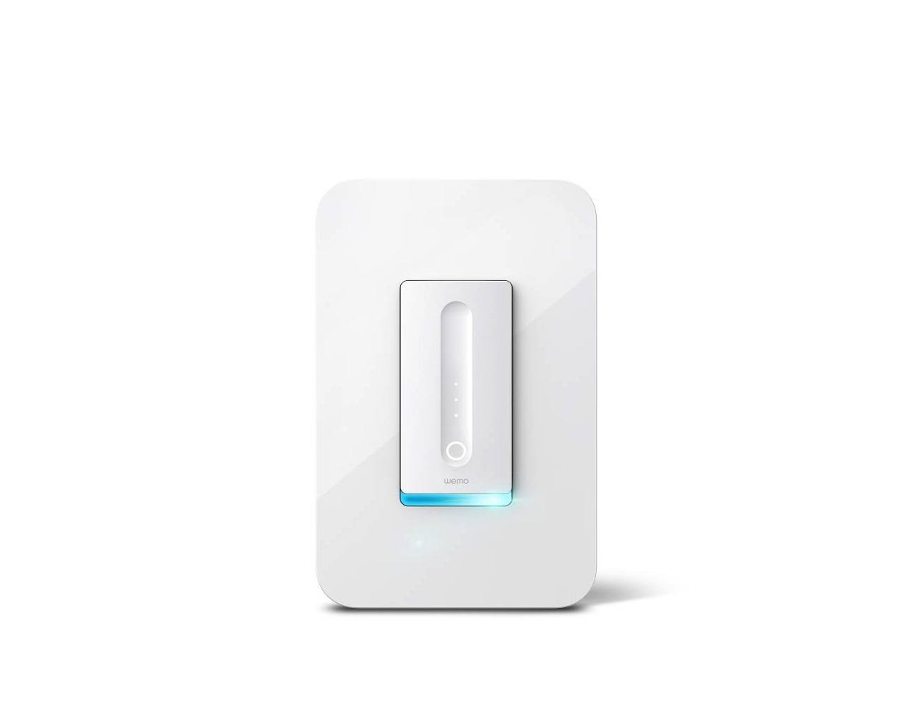 WeMo Smart Dimmer Switch
