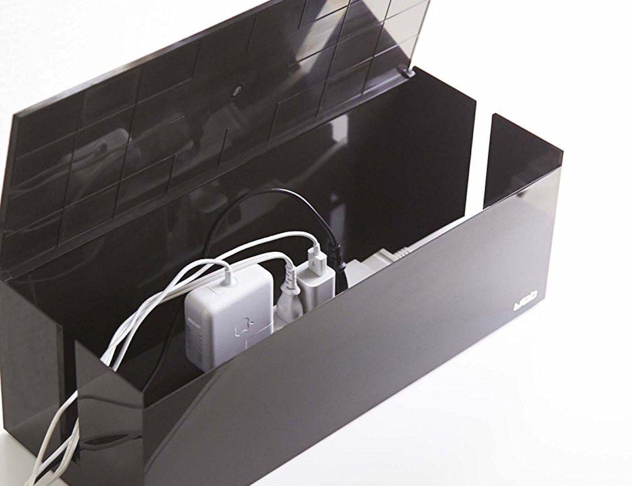 Web Cable Box by YAMAZAKI