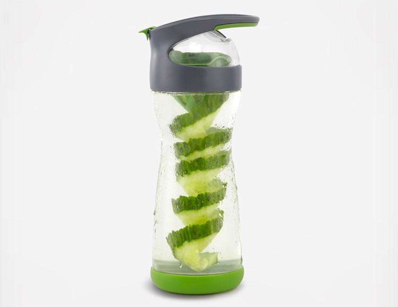 Wherever Water Cucumber Water Bottle