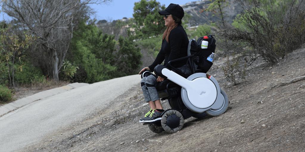 All-Terrain Wheelchair