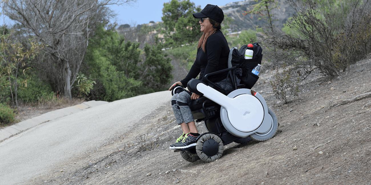 Whill Model M All-Terrain Wheelchair