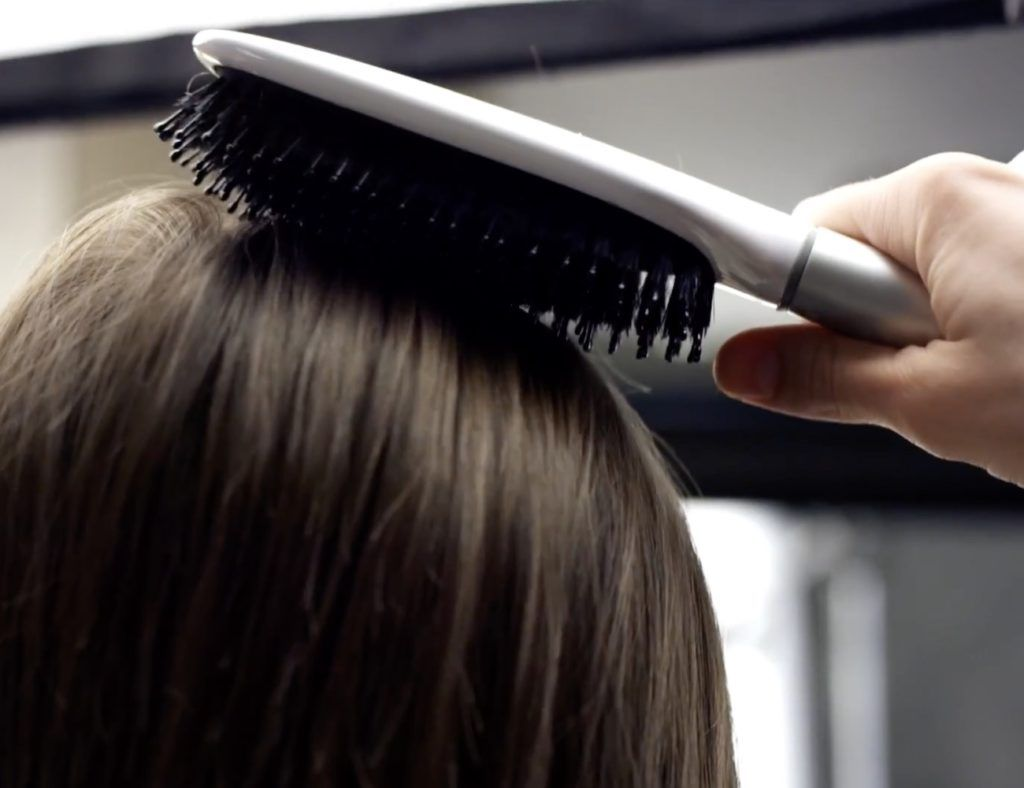 hair coach Smart Brush