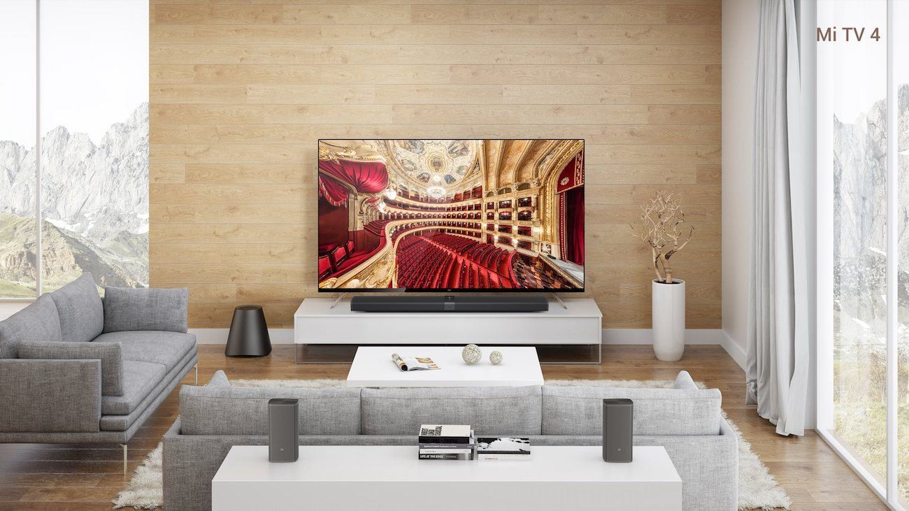 Xiaomi Mi TV 4 Ultrathin TV