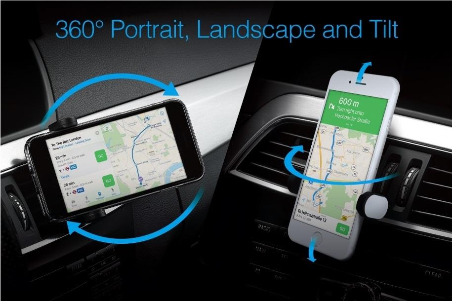 Xtand Vent Smartphone Car Mount