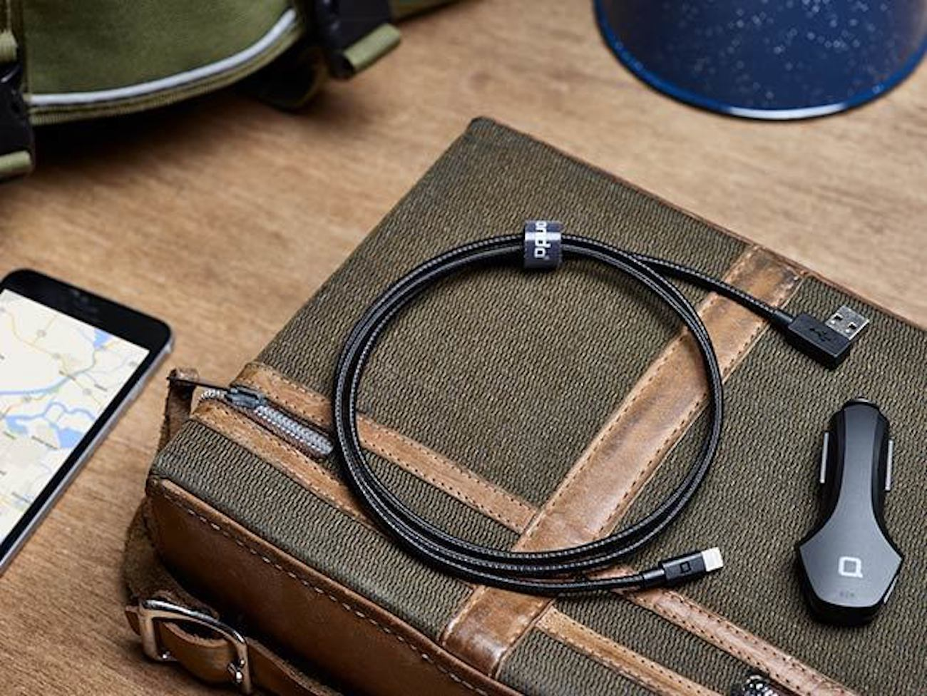 ZUS Kevlar Lightning Cable