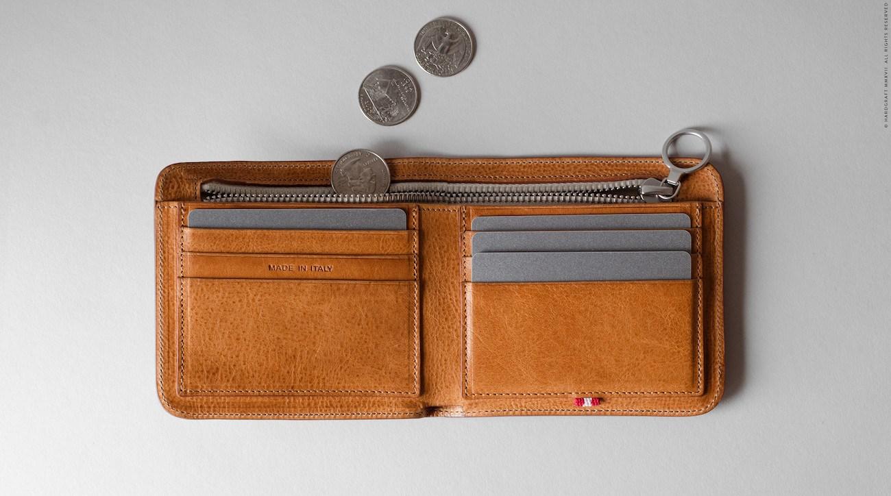 Zip Wallet Volume Two by Hard Graft