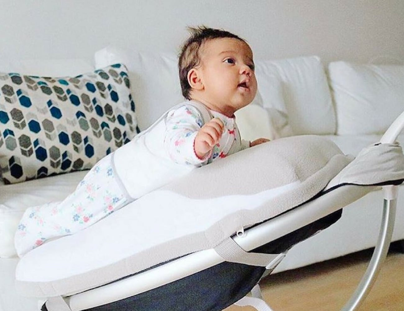 babocush Newborn Comfort Cushion