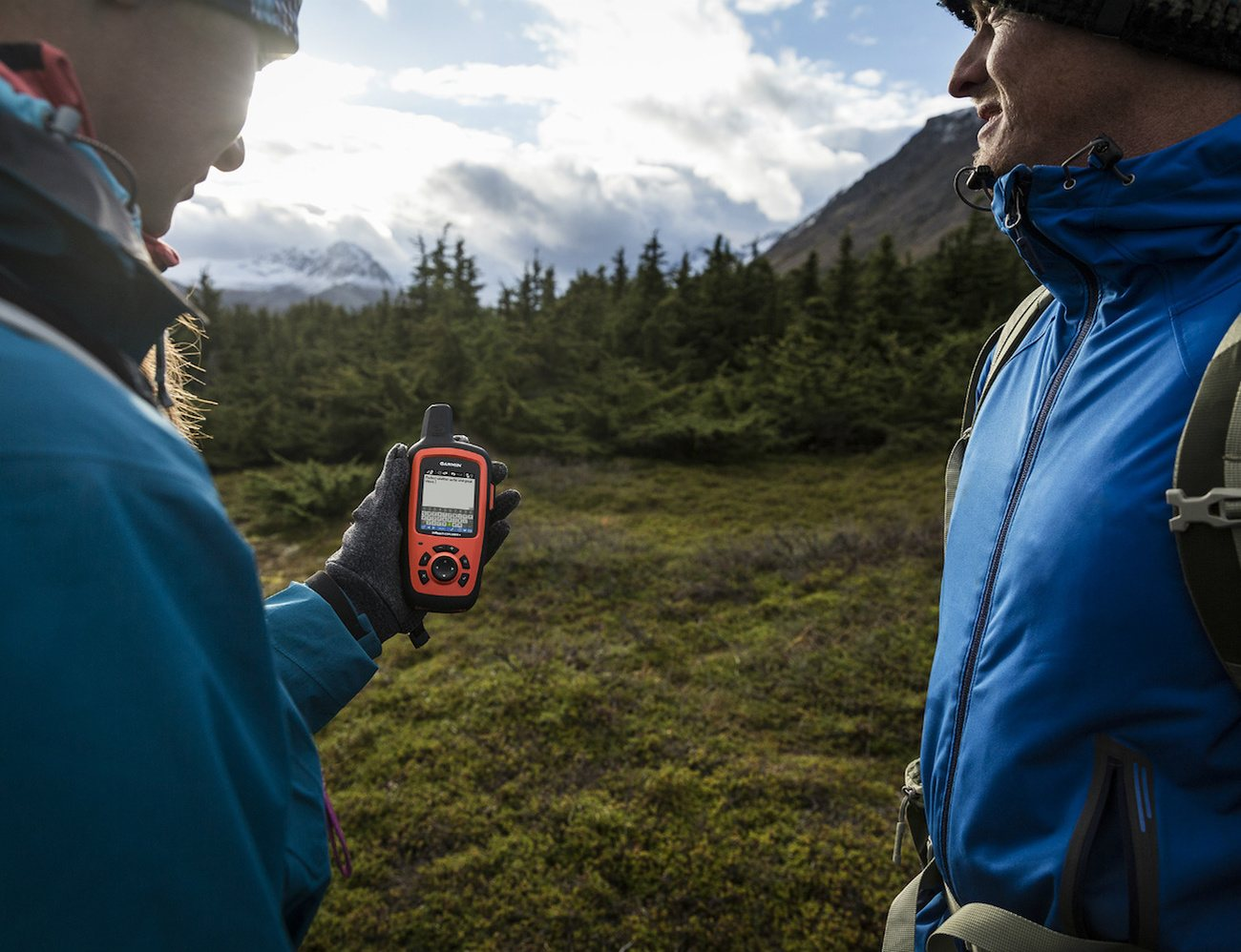 Garmin inReach Explorer+ Satellite Communicator