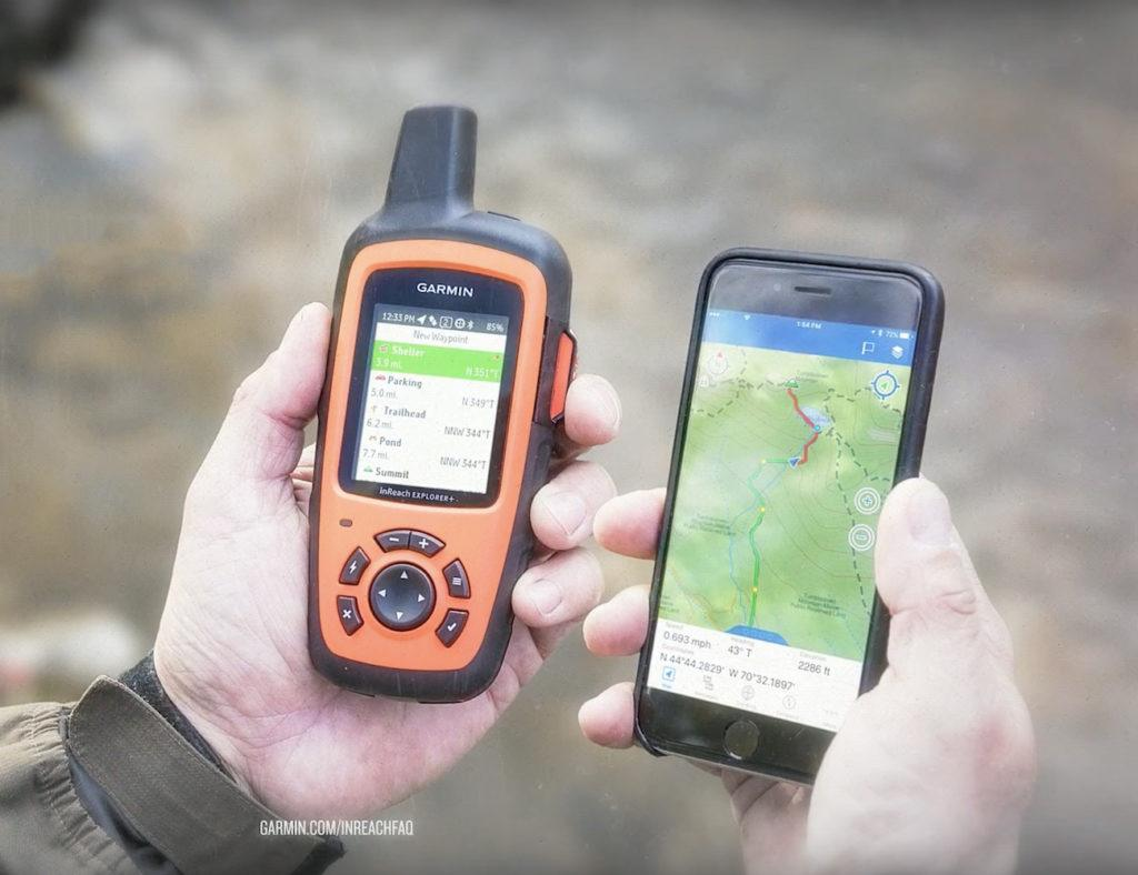Explorer+ Satellite Communicator