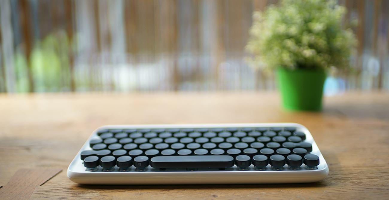 lofree Typewriter Inspired Keyboard
