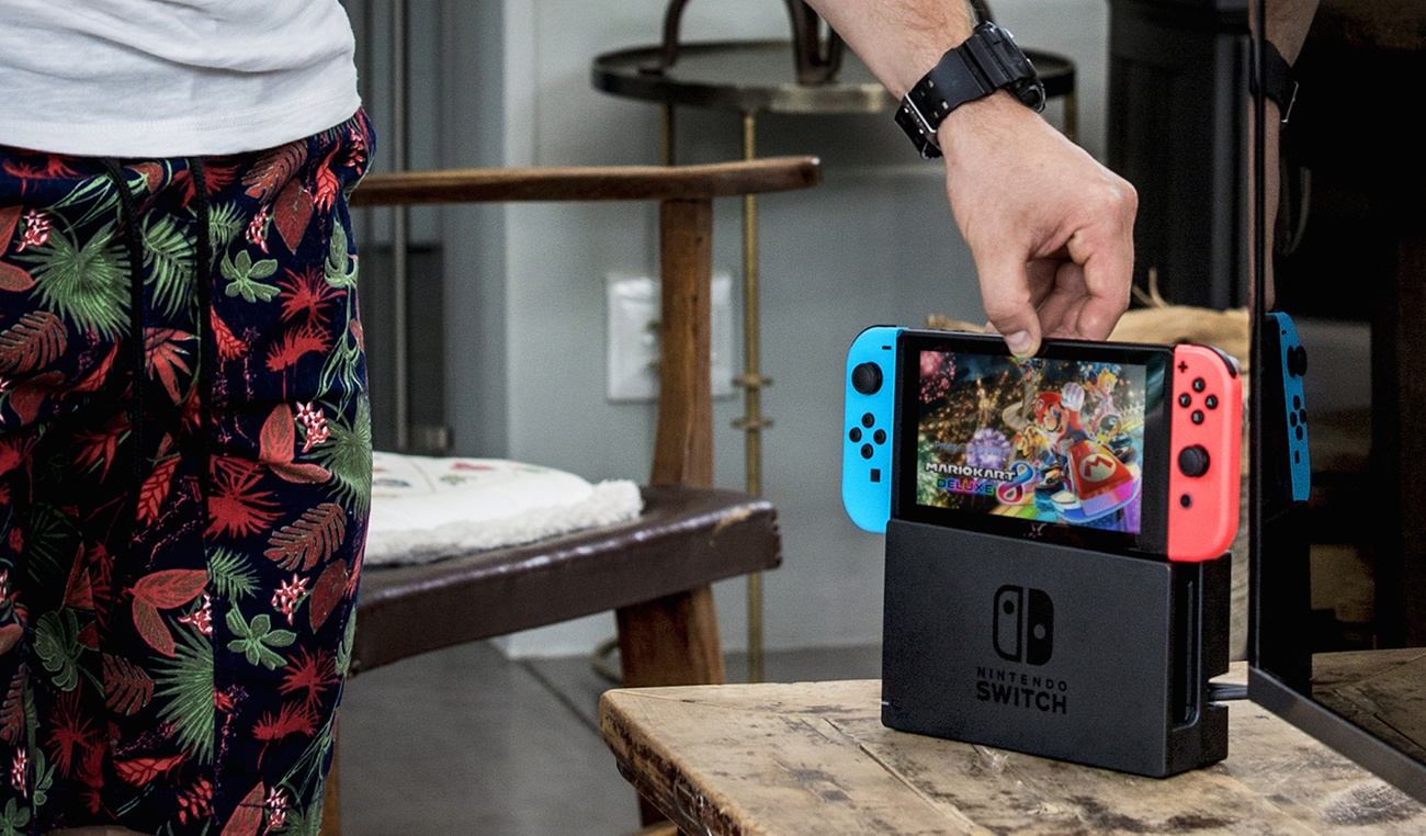 Nintendo Switch: Everything You Need to Know About the New Console