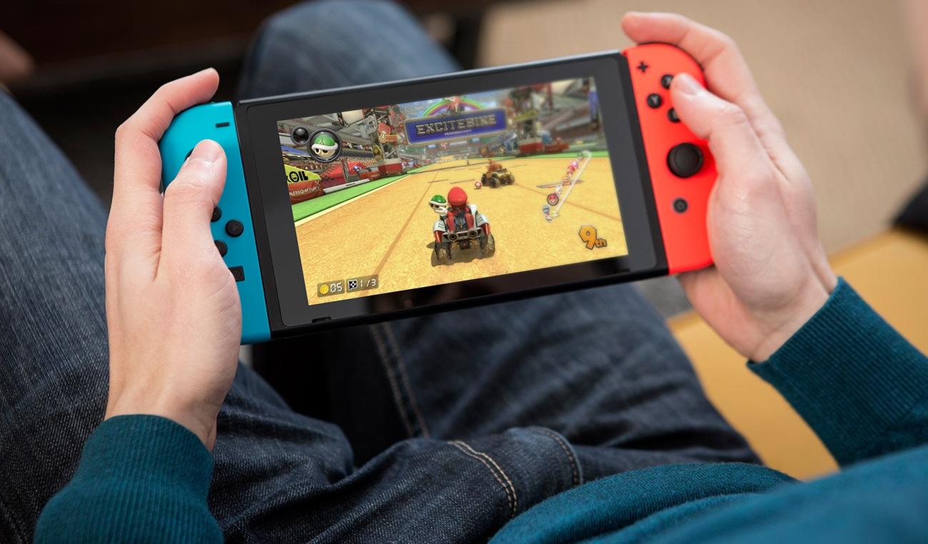 new console Nintendo Switch